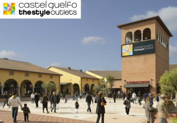 sneakers for cheap fb95a c021a Castel Guelfo The Style Outlets - Outlet Malls
