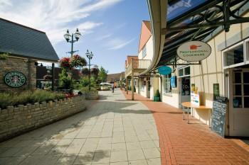 Clarks outlet village Somerset