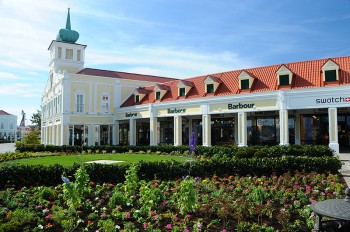22e727a360 Designer Outlet Parndorf - Outlet Malls