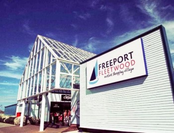 Freeport Fleetwood outlet