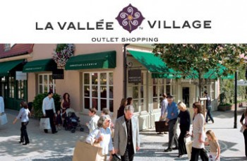 Paris la vallee village serris outlet malls eu