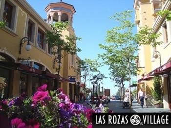 Las rozas village madrid outlet malls for Outlet las rozas