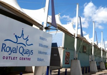 Royal Quays Outlet Newcastle