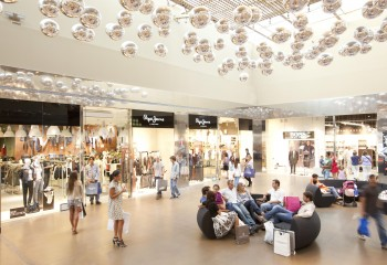 grabadora Listo dólar estadounidense  San Sebastian de los Reyes The Style Outlets - Outlet Malls