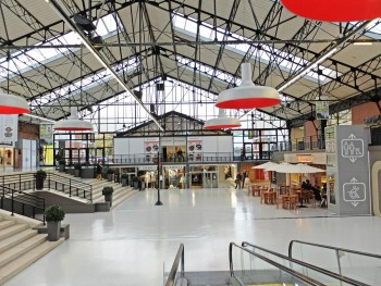troyes outlet factory