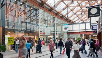 Portsmouth Gunwharf Quays Outlet Malls