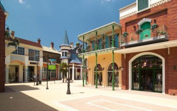 Valmontone Fashion District Outlet - Outlet Malls