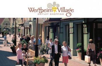 Wertheim village outlet frankfurt