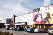 Factory store Krakow poland