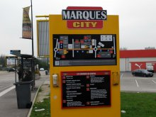 Troyes Marques City Pont Ste Marie