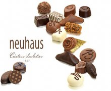 Neuhaus Chocolate Brussels